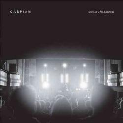 Caspian: Live at Larcom (Blu-ray Disc)