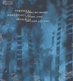 Hellborg/Lane/Sipe - Temporal Analogues of Paradise