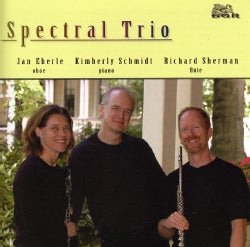Jan Eberle - Still/Damase/Dring: Spectral Trio