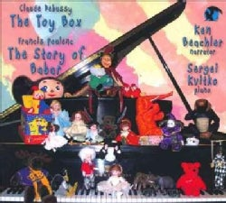 Ken Beachler - Debussy/Poulenc: The Toy Box/The Story Of Babar