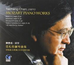 Taicheng Chen - Mozart: Piano Works