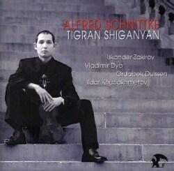 Tigran Shiganyan - Works For Violin