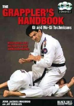 The Grappler's Handbook: GI and No-GI Techniques (DVD)