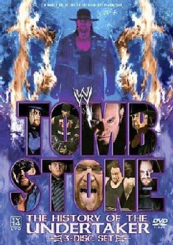 Tombstone: The History Of The Undertaker (DVD)