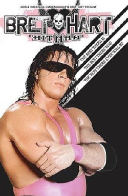"""Bret """"The Hitman"""" Hart: The Best There Is, The Best There Was, The Best There Ever Will Be (DVD)"""