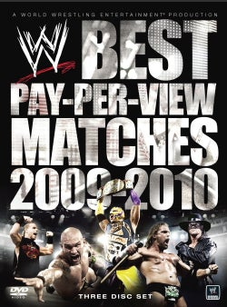 The Best Pay Per View Matches Of The Year 2009-2010 (DVD)