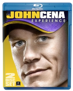 The John Cena Experience (Blu-ray Disc)