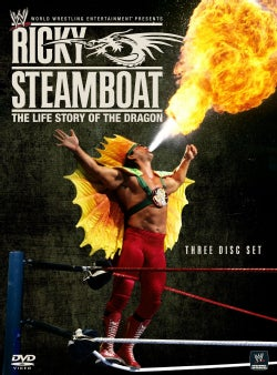Ricky Steamboat: The Life Story Of The Dragon (DVD)