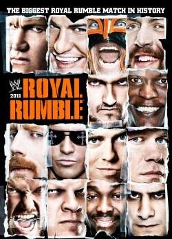 Royal Rumble 2011 (DVD)