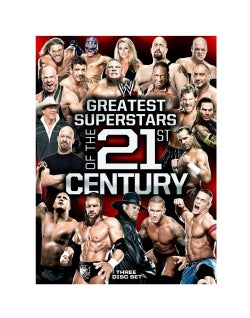 Greatest Superstars Of The 21st Century (DVD)