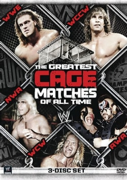 WWE: Best Cage Matches (DVD)