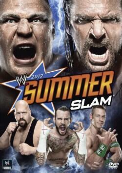 WWE Summerslam 2012 (DVD)
