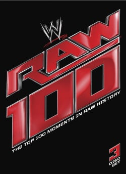 Raw: 100 Moments (DVD)