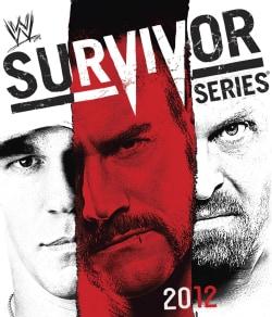 WWE Survivor Series: 2012 (Blu-ray Disc)