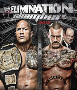 WWE Elimination Chamber 2013 (Blu-ray Disc)