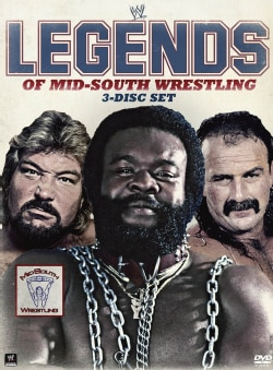 Legends Of The Mid-South Wrestling (DVD)