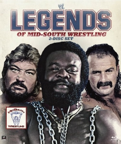 Legends Of The Mid-South Wrestling (Blu-ray Disc)