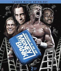 WWE Money In The Bank Anthology (Blu-ray Disc)