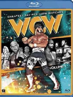 WCW PPV Matches (Blu-ray Disc)