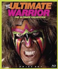 Ultimate Warrior (Blu-ray Disc)