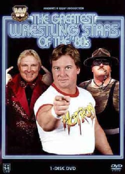 Greatest Wrestling Stars Of The 80's (DVD)