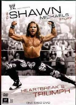Shawn Michaels: Heartbreak And Triumph (DVD)