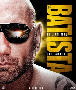 Batista: The Animal Unleashed (Blu-ray Disc)