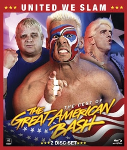 United We Slam: The Best Of Great American Bash (Blu-ray Disc)