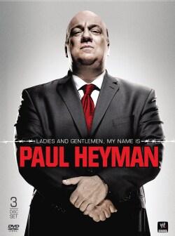 Ladies and Gentlemen, My Name Is Paul Heyman (DVD)