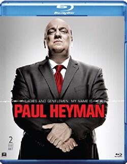 Ladies and Gentlemen, My Name Is Paul Heyman (Blu-ray Disc)