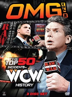 OMG! Vol. 2 The Top 50 Incidents In WCW History (DVD)