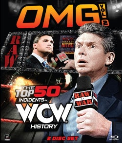 OMG! Vol. 2 The Top 50 Incidents In WCW History (Blu-ray Disc)