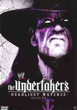 Undertaker's Deadliest Matches (DVD)