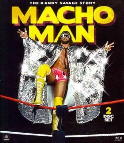 The Randy Savage Story (Blu-ray Disc)