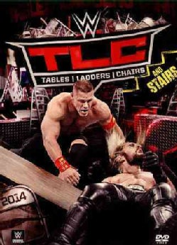 WWE: TLC: Tables Ladder & Chairs 2014 (DVD)