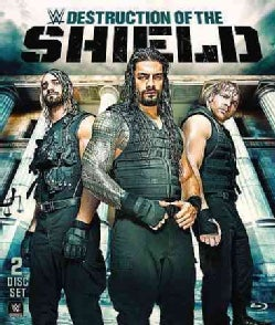 WWE: The Destruction of The Shield (Blu-ray Disc)