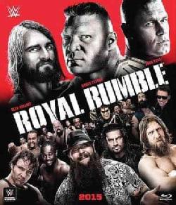 WWE: Royal Rumble 2015 (Blu-ray Disc)