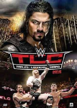 WWE: TLC: Tables Ladder & Chairs 2015 (DVD)
