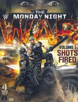 WWE: Monday Night War Vol. 1: Shots Fired (DVD)
