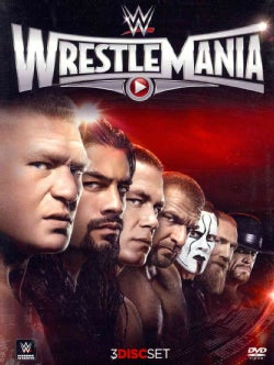 WWE: WrestleMania XXXI (DVD)