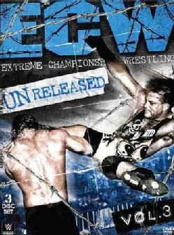 WWE: ECW Unreleased Volume Three (DVD)