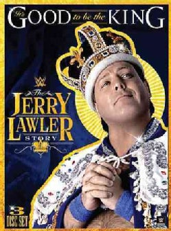 WWE: It's Good to Be The King: The Jerry Lawler Story (DVD)