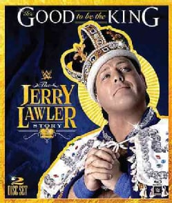 WWE: It's Good to Be The King: The Jerry Lawler Story (Blu-ray Disc)