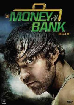WWE: Money in The Bank 2015 (DVD)