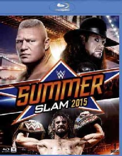 WWE: SummerSlam 2015 (Blu-ray Disc)
