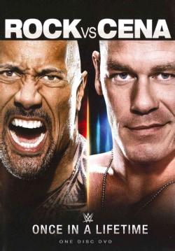 WWE: Rock vs. Cena (DVD)