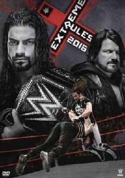 WWE: Extreme Rules 2016 (DVD)