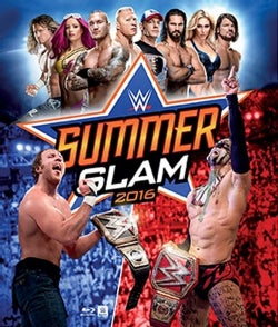 WWE: Summer Slam 2016 (Blu-ray Disc)