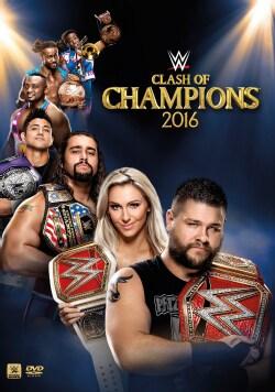WWE: Night of Champions 2016 (DVD)