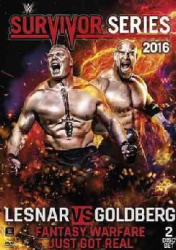 WWE: Survivor Series 2016 (DVD)